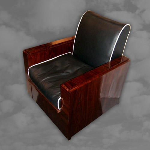 A French rosewood framed occasional chair