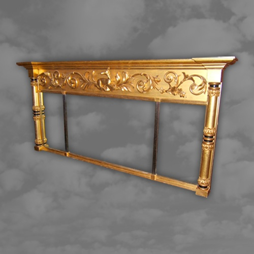 Quality Early 19th Century Mirror