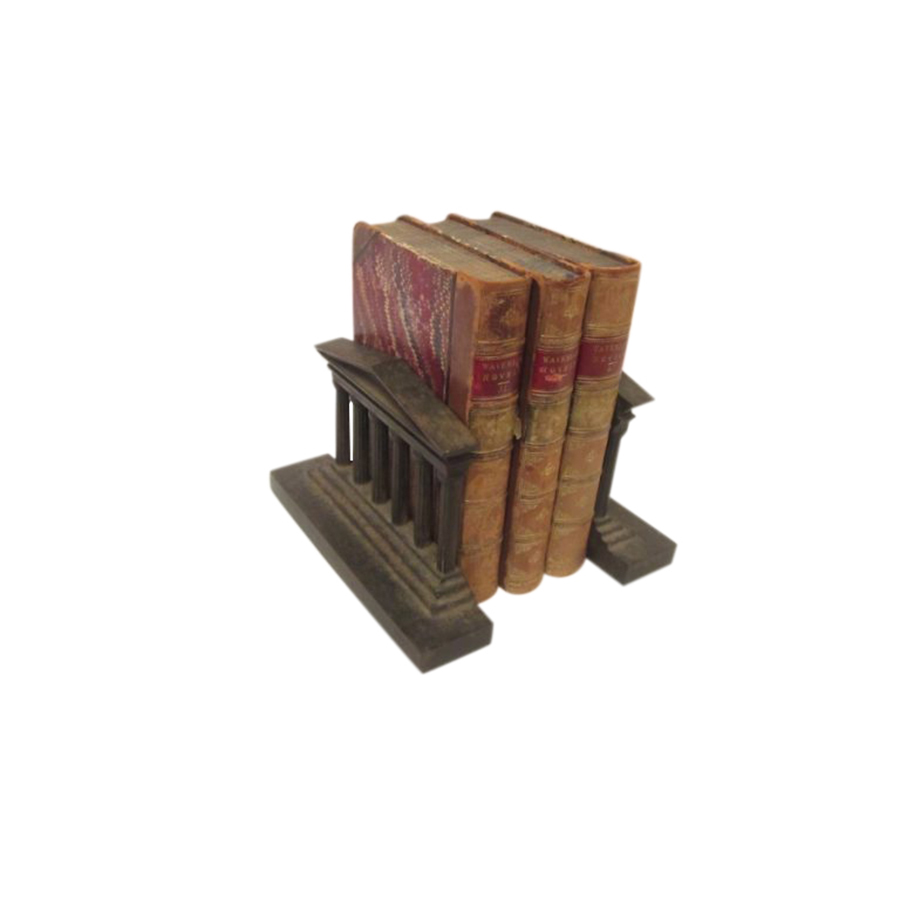 Cast Iron Book Ends