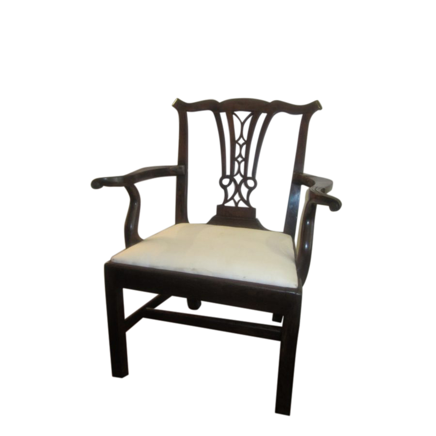 18th Century Chestnut Child's Chair