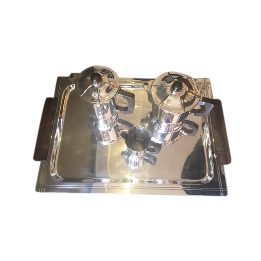 Quality Art Deco Tea Set & Tray