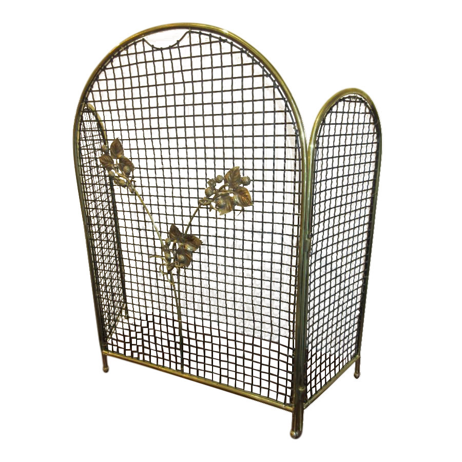 Quality Late 19th Century Spark Guard