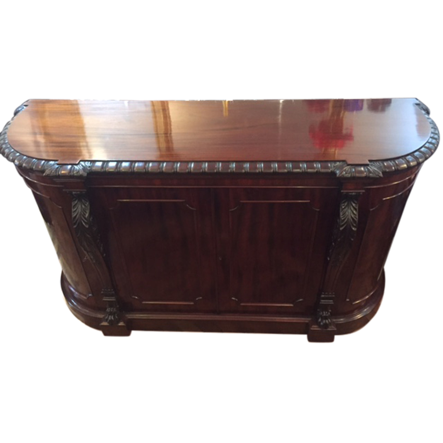 Stunning Quality William IV Side Cabinet