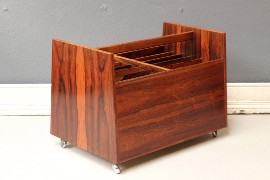 Very Smart Vintage Rosewood Cantebury