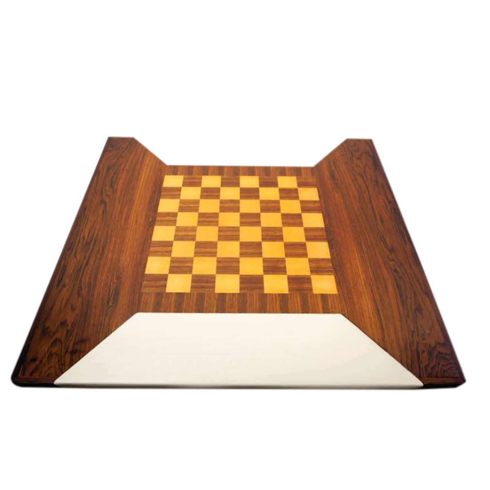 Very Cool Scandinavian Games Table on an Aluminium Base