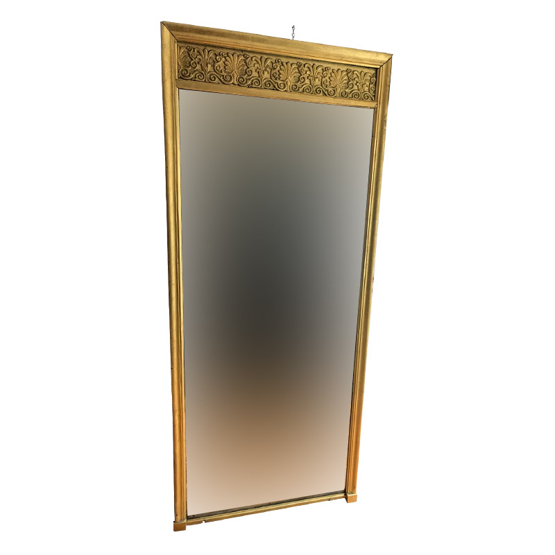 Very Fine Large Regency Mirror