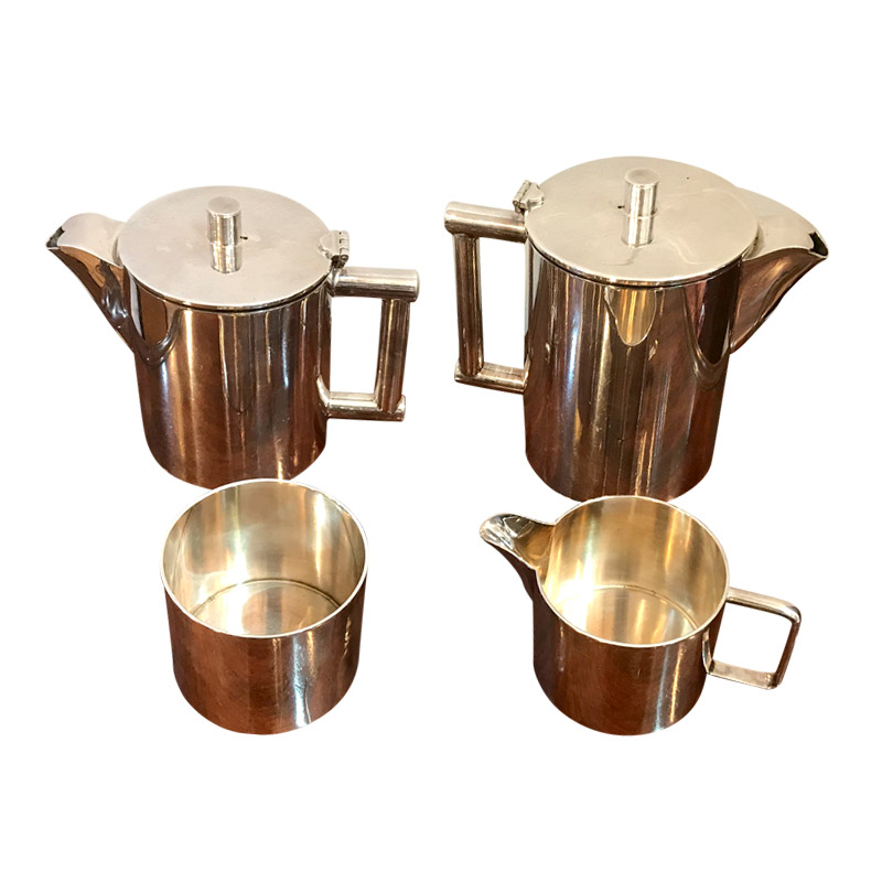 Quality 4 Piece Tea & Coffee Set