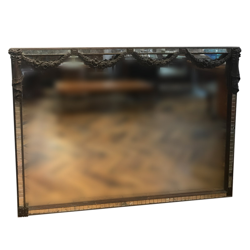 QUIRKY RECTANGULAR MIRROR