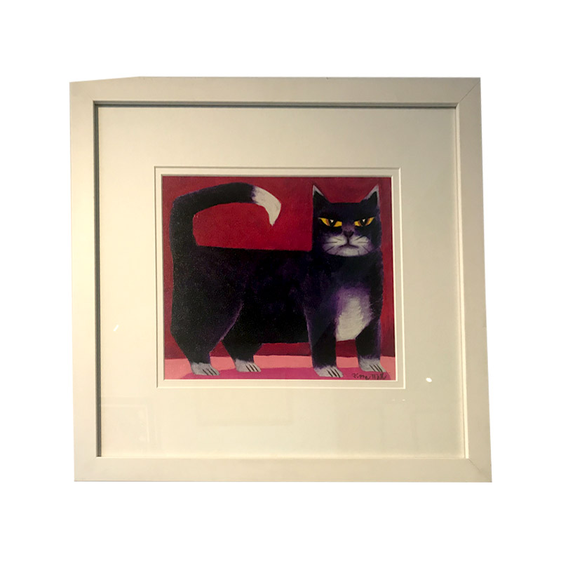 "GRAHAM KNUTTEL ""BLACK CAT"""