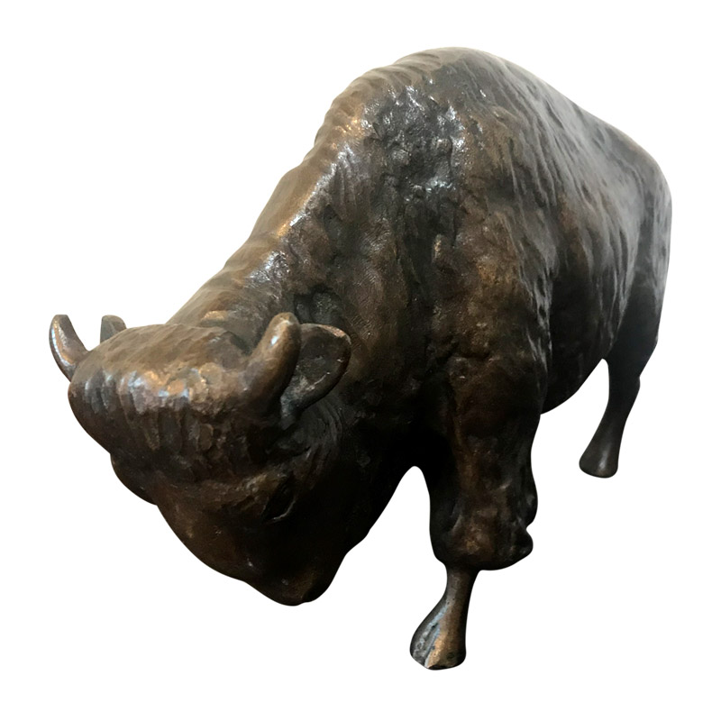 Bronze Bison