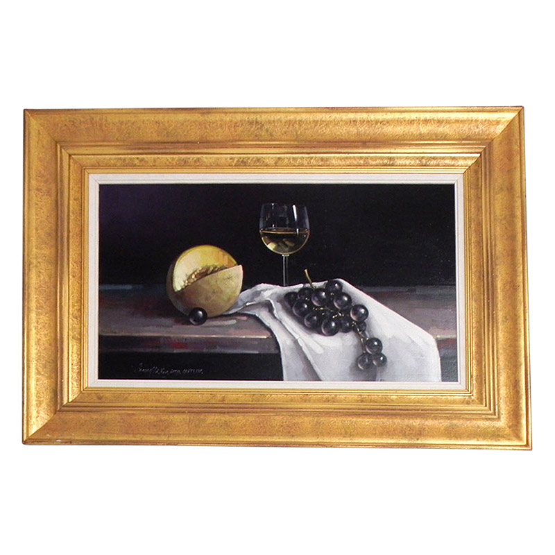 Still Life by David French Le Roy
