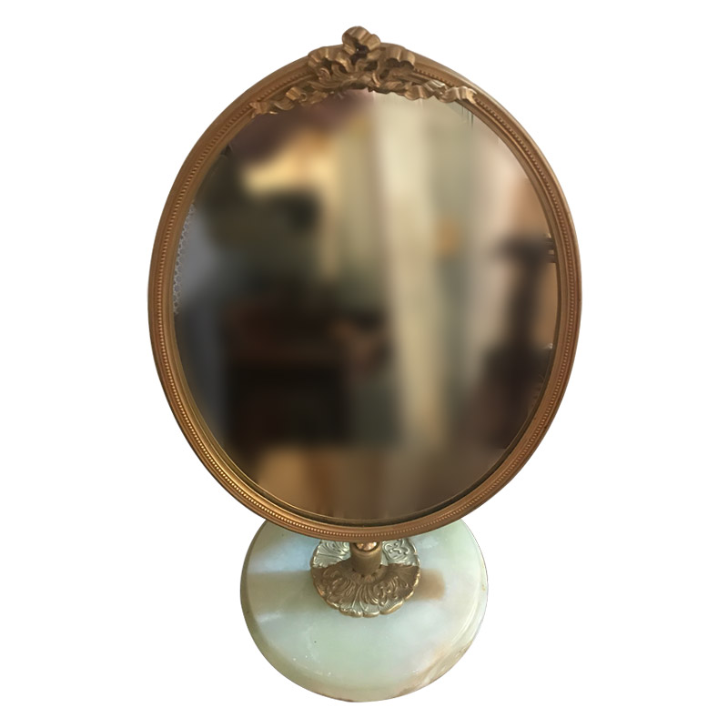 Vintage Adjustable Mirror