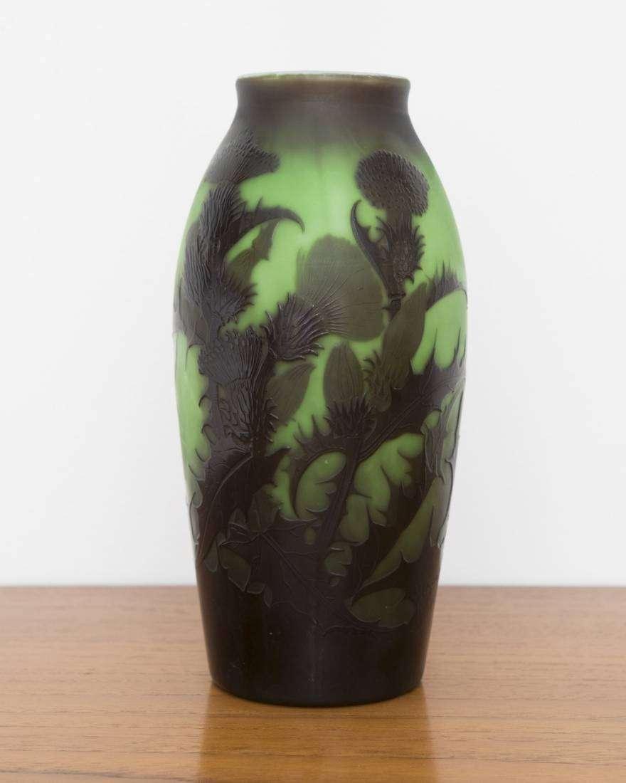D'Argental Vase