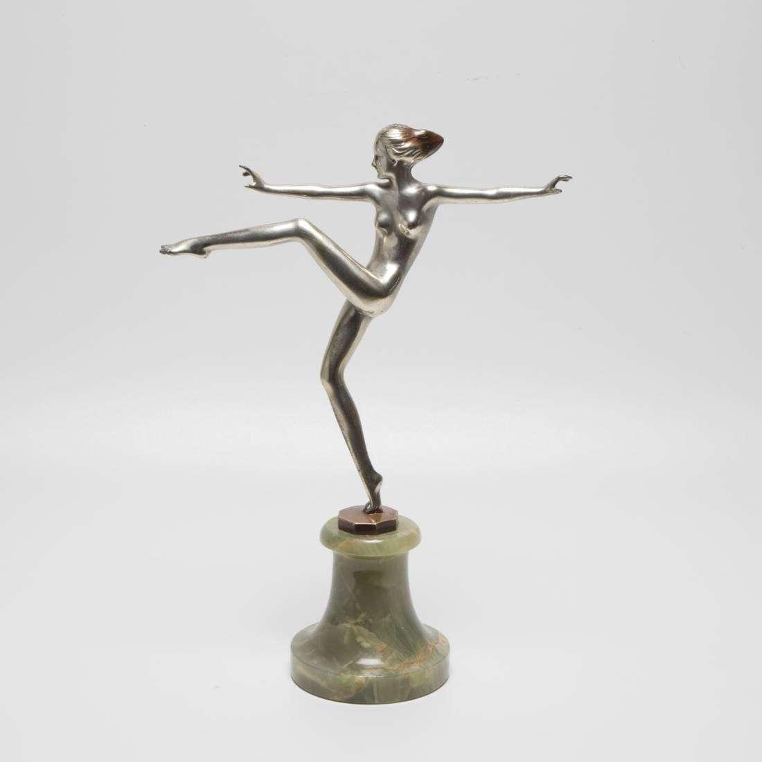 Stunning Josef Lorenzl Bronze