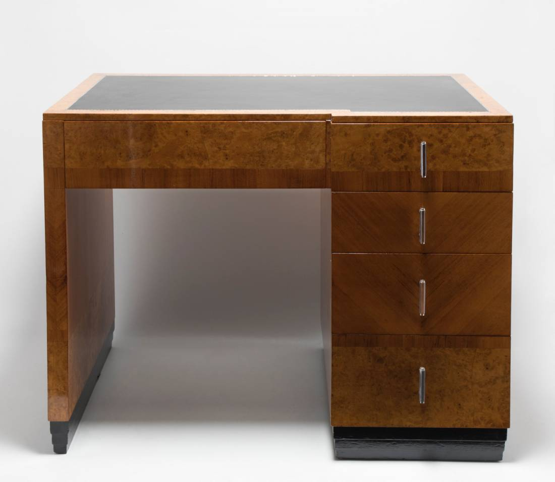A VERY STYLISH ART DECO DESK