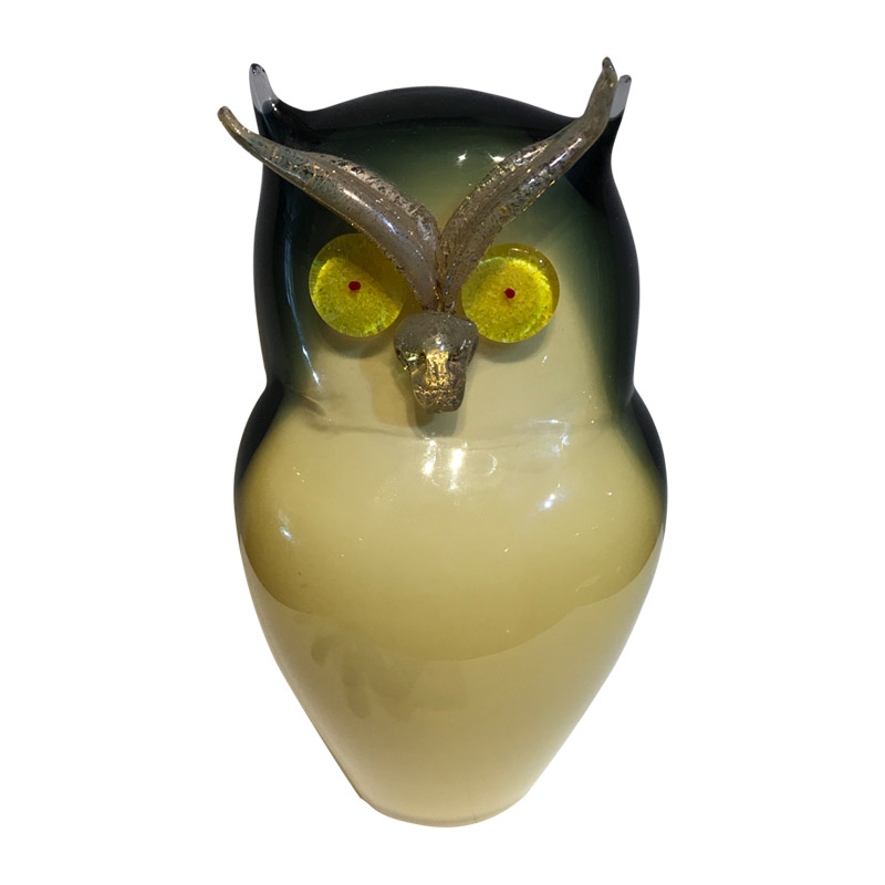 QUIRKY VINTAGE OWL